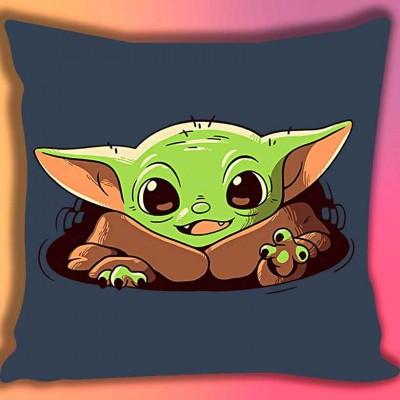 Almofada Baby Yoda