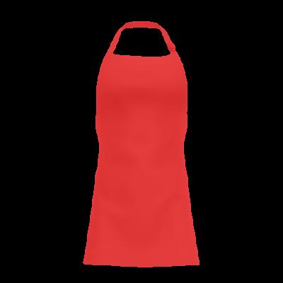 Avental Vermelho