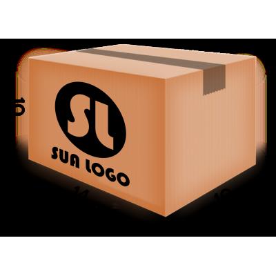 Caixa de Papelão - Modelo 01