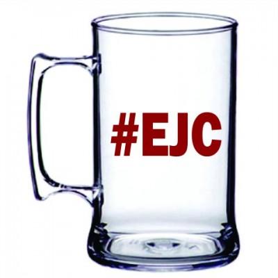 Caneca Acrílica #EJC