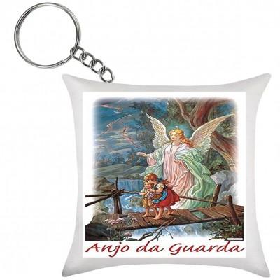 Chaveiro de Almofada Anjo da Guarda