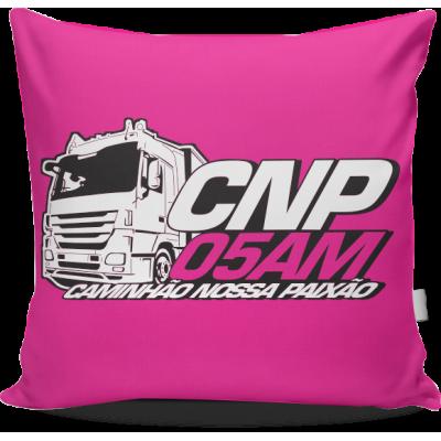 Almofada CNP Rosa