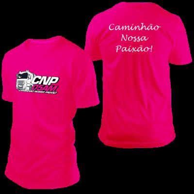 Camisa CNP Rosa sem Nome
