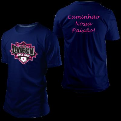 Camisa CNP Since 2020 Azul Marinho sem Nome