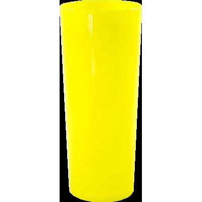 Copo Long Drink Amarelo