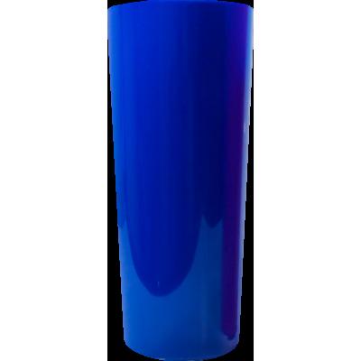 Copo Long Drink Azul Royal