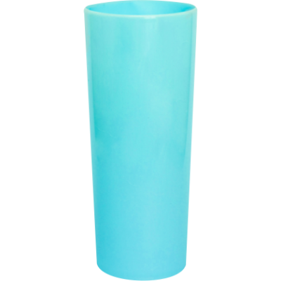 Copo Long Drink Azul Tiffany