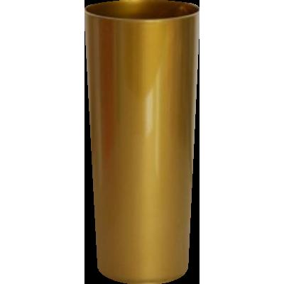 Copo Long Drink Dourado