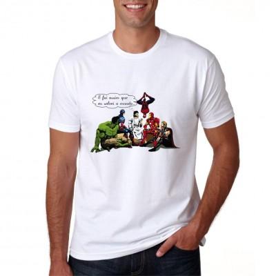 Camisa Cristo Heroi