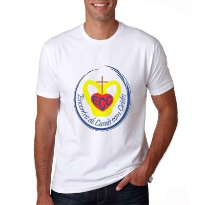 Camisa ECC Coração