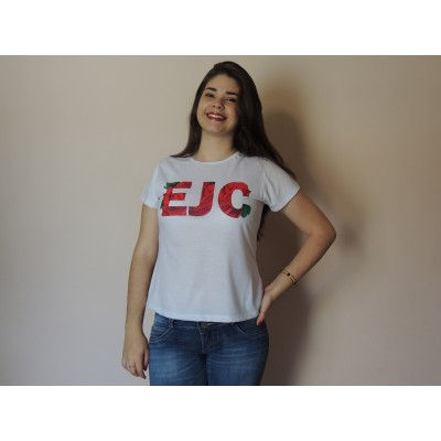 Camisa EJC com Pequeno Príncipe Branca