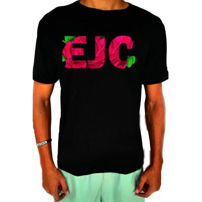 Camisa EJC com Pequeno Príncipe Preta