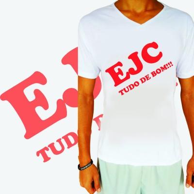 Camisa EJC Tudo de Bom Branca