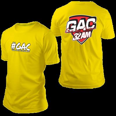 Camisa GAC Amarela