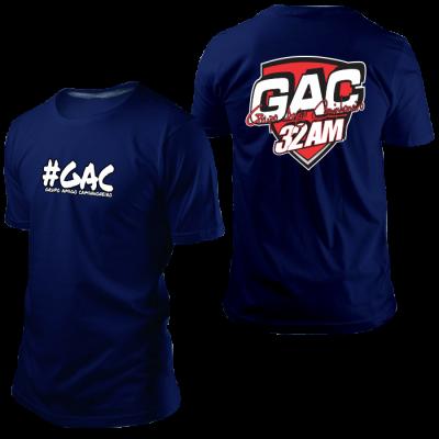 Camisa GAC Azul Marinho