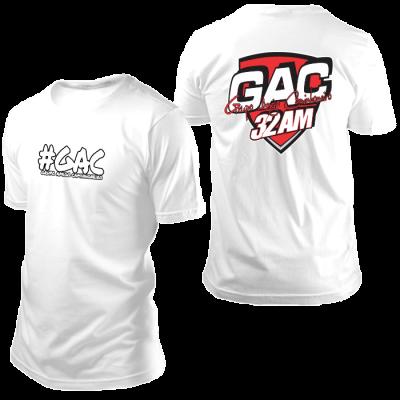 Camisa GAC Branca