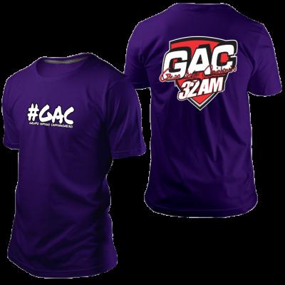 Camisa GAC Roxa