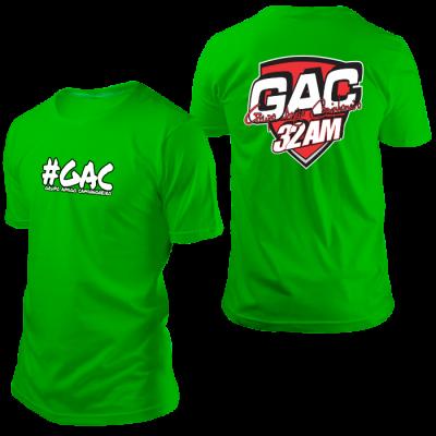 Camisa GAC Verde