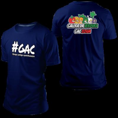 Camisa GAC Verdureiros Azul Marinho
