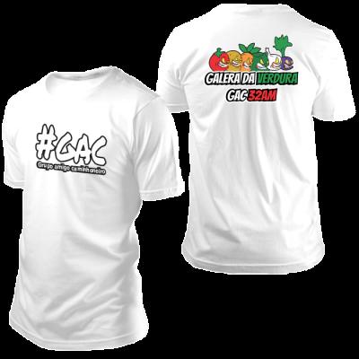 Camisa GAC Verdureiros Branca