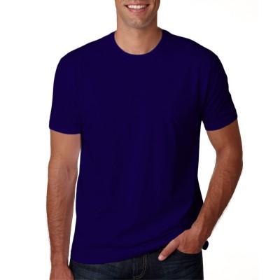 Camisa Lisa  Azul Marinho - Malha PV