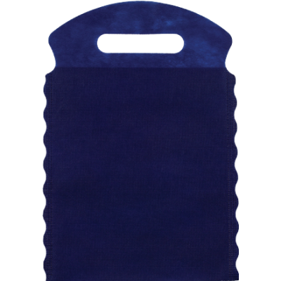 Lixeirinha para Carro - Azul Marinho