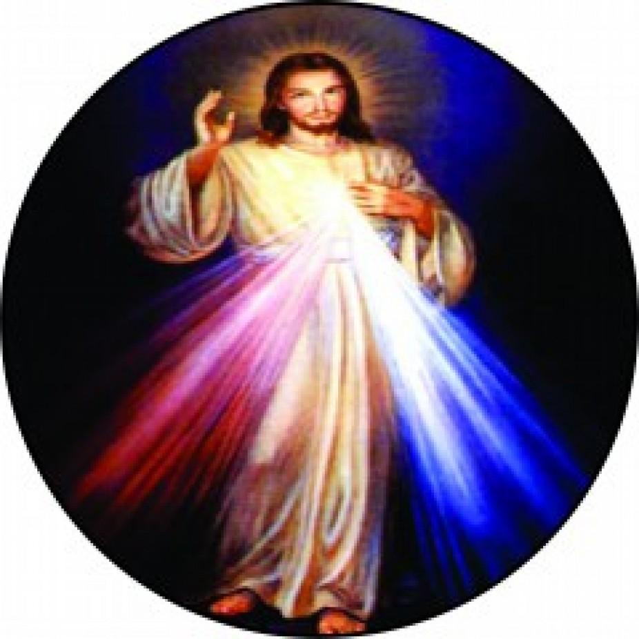 Preferência Mouse Pad Jesus misericordioso SA22