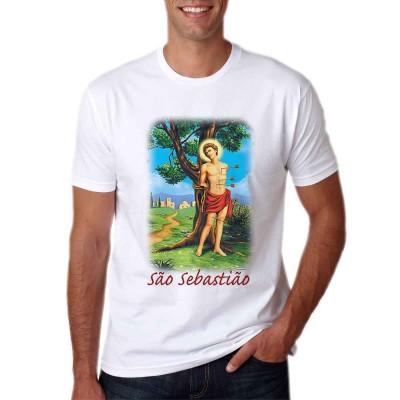 Camisa São  Sebastião Tradicional