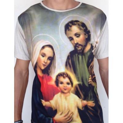 Camisa Sagrada Familia Frente Total