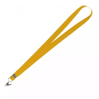 Tirante Liso Amarelo