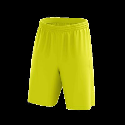 Short de Futebol- Amarelo