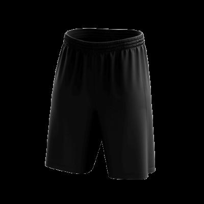 Short de Futebol- Preto