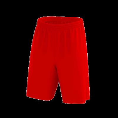 Short de Futebol- Vermelho